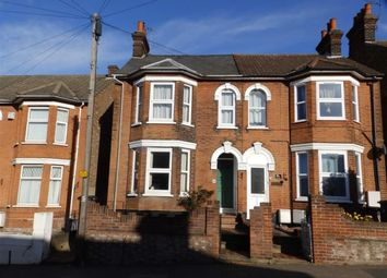 Thumbnail 4 bed semi-detached house for sale in Grove Lane, Ipswich