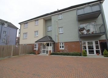 Thumbnail 2 bed flat for sale in Blacksmith Close, Aldershot