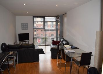 Thumbnail 2 bedroom flat for sale in The Lock, Whitworth Street West, Manchester