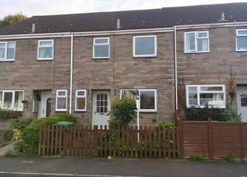 Thumbnail 3 bed terraced house to rent in Chapmans Close, Wookey, Wells
