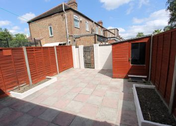 Thumbnail 3 bedroom terraced house to rent in Exeter Road, London