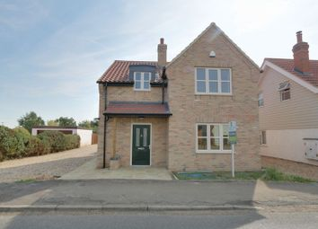 Thumbnail 3 bed detached house for sale in Mildenhall Road, Fordham, Ely
