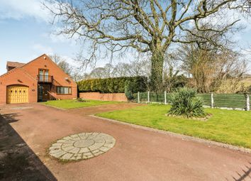 Thumbnail 3 bed detached house for sale in Stables Lane, Barnburgh, Doncaster