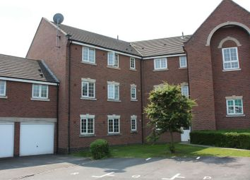 Thumbnail 2 bed flat for sale in Timken Way, Daventry