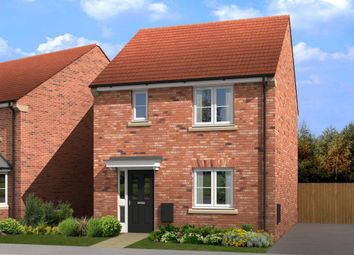 "Thumbnail 3 bed semi-detached house for sale in ""The Russet"" at White Mill Drive, Pocklington, York"