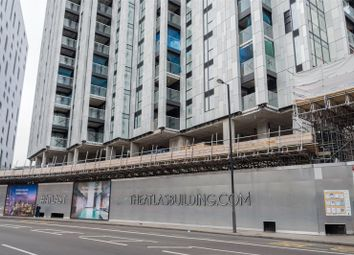 Thumbnail 1 bed flat for sale in Atlas Building, Crown House, 145 City Road, Old Street