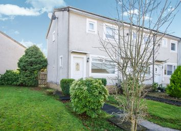Thumbnail 2 bed end terrace house for sale in Beechwood Avenue, Clarkston, Glasgow