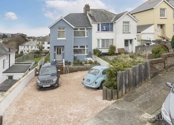 3 bed semi-detached house for sale in Barnfield Road, Paignton TQ3