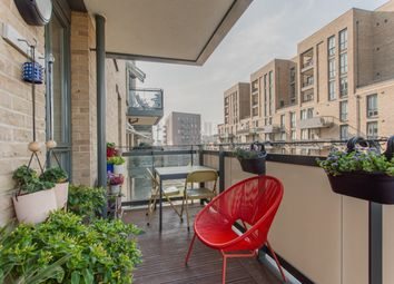 Thumbnail 1 bed flat for sale in Nellie Cressall Way, London