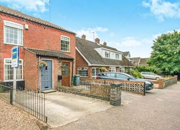 Thumbnail 2 bedroom terraced house for sale in Drayton, Norwich, Norfolk