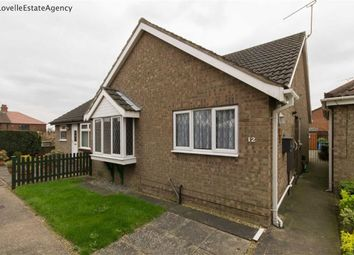Thumbnail 2 bed bungalow for sale in Magdalen Close, Scunthorpe