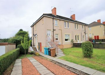Thumbnail 1 bed flat for sale in Loganlea Drive, Motherwell