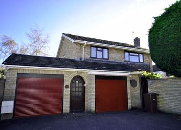Thumbnail 4 bed detached house for sale in Lucerne Close, Old Catton, Norwich