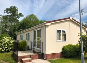 Thumbnail 2 bed mobile/park home for sale in Sheepway, Portbury Bristol