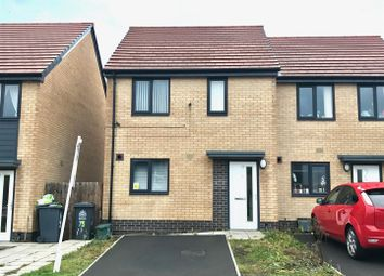 Thumbnail 3 bed semi-detached house for sale in Granby Road, Edlington, Doncaster