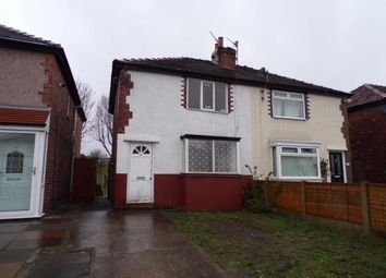 Thumbnail Property for sale in Roselea Drive, Southport, Merseyside
