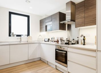Thumbnail 3 bedroom flat for sale in Sylvester Road, London