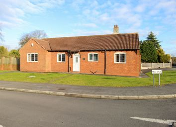 Thumbnail 3 bed detached bungalow for sale in Mill Walk, Bolsover, Chesterfield