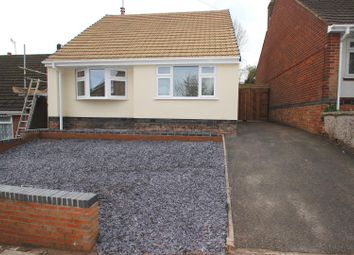 Thumbnail 2 bed detached bungalow for sale in Torbay Road, Allesley Park, Coventry