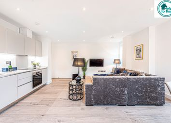 Thumbnail 2 bedroom flat for sale in The Curzon, Curzon Crescent, Willesden, London
