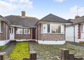 Thumbnail 2 bed semi-detached bungalow for sale in St Leonards Rise, Orpington, Kent