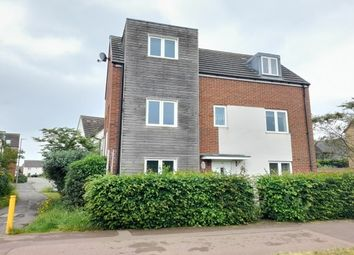 Thumbnail 4 bed property to rent in Broughton, Milton Keynes