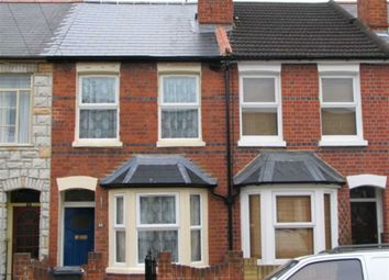 Thumbnail 2 bedroom terraced house to rent in Elm Park Road, Reading