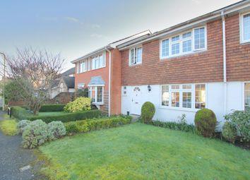 3 bed terraced house for sale in Pennington Close, Pennington, Lymington, Hampshire SO41
