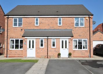 Thumbnail 3 bed semi-detached house for sale in Blackthorn Close, Selby