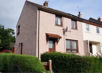 Thumbnail 2 bed end terrace house for sale in Monteath Street, Crieff