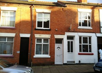Thumbnail 2 bed terraced house for sale in Rowan Street, New Parks, Leicestershire