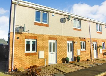 Thumbnail 2 bed end terrace house for sale in Cooper Gardens, Ferniegair, Hamilton, South Lanarkshire