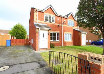 Thumbnail 2 bed semi-detached house for sale in Fincham Road, Dovecot, Liverpool
