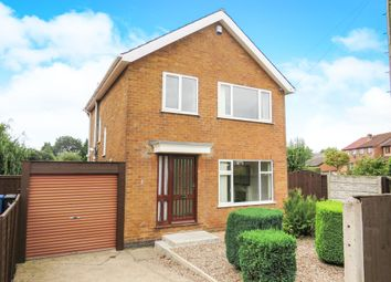 Thumbnail 3 bed detached house for sale in Margaret Avenue, Chaddesden, Derby