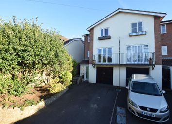 Thumbnail 3 bed town house for sale in Springfield Road, Portishead, Bristol