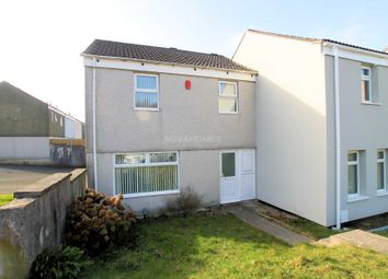 Thumbnail 3 bedroom end terrace house for sale in Wythburn Gardens, Estover