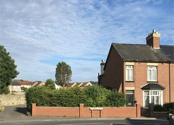 Thumbnail 3 bed end terrace house for sale in Musbury Road, Axminster, Devon