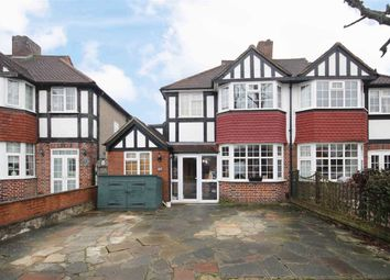 Thumbnail 4 bed property for sale in Hollington Crescent, New Malden