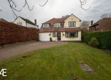 Thumbnail 4 bedroom detached house for sale in Berens Way, Chislehurst, Kent