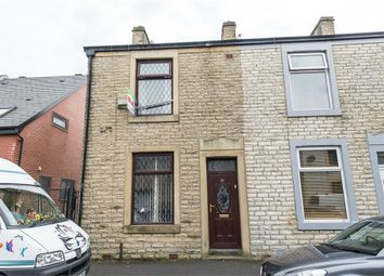 Thumbnail 2 bed end terrace house for sale in Walmsley Street, Great Harwood, Blackburn, Lancashire