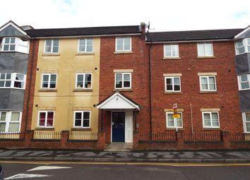 Thumbnail 2 bed flat for sale in Edward Court, Edward Street, Nuneaton, Warwickshire
