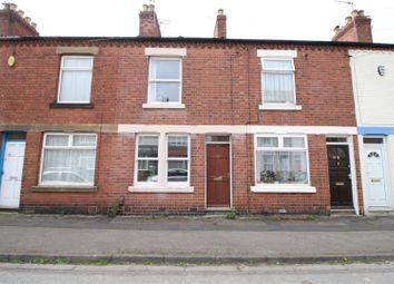 Thumbnail 2 bedroom terraced house for sale in Windsor Street, Beeston, Nottingham