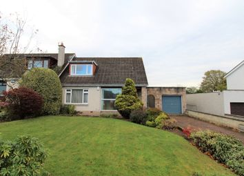 Thumbnail 3 bedroom semi-detached house for sale in Glenhome Walk, Aberdeen