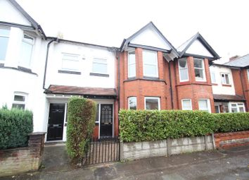 Thumbnail 3 bed terraced house to rent in Howard Street, Stretford, Manchester