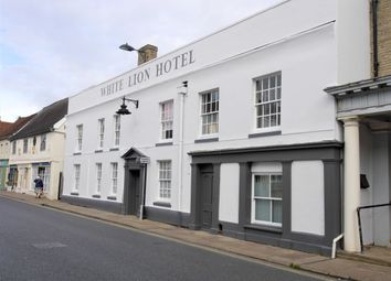 Thumbnail 2 bed flat for sale in Flat 5 White Lion Hotel, Hadleigh, Ipswich, Suffolk