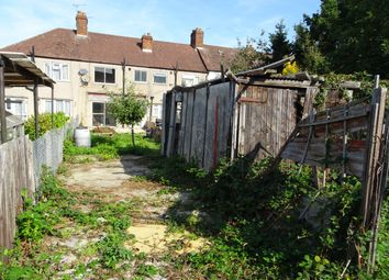 Thumbnail Land for sale in Garage Site To Rear Of, 33 Briar Crescent, London