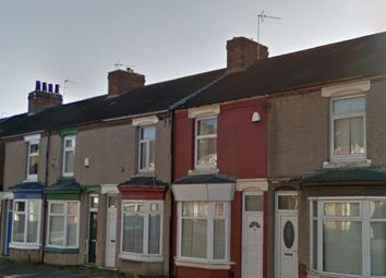 Thumbnail 3 bed terraced house to rent in Thornton Street, Middlesbrough