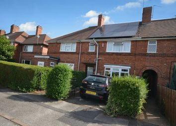 Thumbnail 3 bed terraced house to rent in Boundary Road, Beeston, Nottingham
