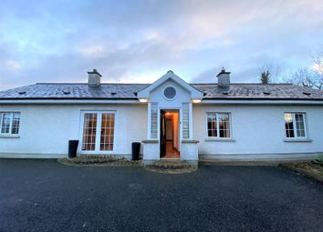 Thumbnail 4 bed detached bungalow for sale in 79 Crossan Road, Mayobridge, Newry