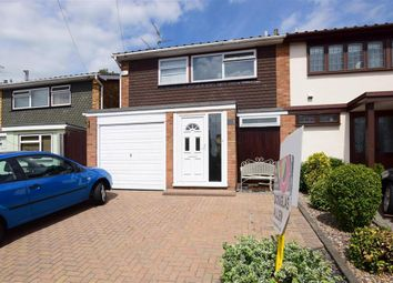 Thumbnail 3 bedroom semi-detached house for sale in Highfield Approach, Billericay, Essex